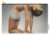 Yoga Camel Pose Carry-all Pouch