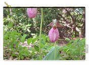 #800 D405 Lady Slipper Carry-all Pouch