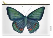 82 Bellona Butterfly Carry-all Pouch by Amy Kirkpatrick