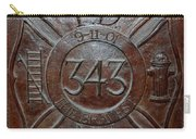 9 11 01 F D N Y 343 Carry-all Pouch