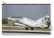 A Qatar Emiri Air Force Mirage Carry-all Pouch