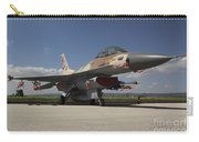 An F-16c Barak Of The Israeli Air Force Carry-all Pouch