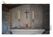 Ancient Spanish Monastery Carry-all Pouch