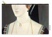 Anne Boleyn (1507-1536) Carry-all Pouch