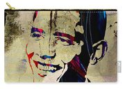 Barack Obama Carry-all Pouch by Marvin Blaine