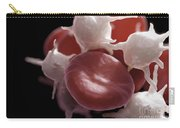 Blood Cells Carry-all Pouch