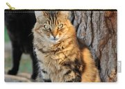Cats In Hydra Island Carry-all Pouch