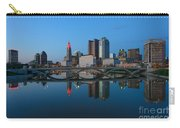 Fx2l-508 Columbus Ohio Skyline Photo Carry-all Pouch