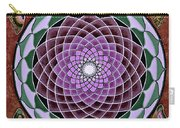 Cosmic Flower Mandala 6 Carry-all Pouch