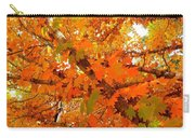 Fall Explosion Of Color Carry-all Pouch