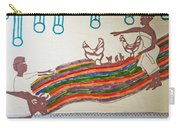 Kintu And Nambi Carry-all Pouch