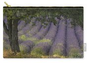 Lavender Field, France Carry-all Pouch