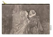 Mary Queen Of Scots (1542-1587) Carry-all Pouch
