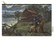 Paul Reveres Ride Carry-all Pouch