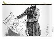 Prince Otto Von Bismarck  Carry-all Pouch