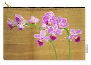 Purple Orchid-12 Carry-all Pouch