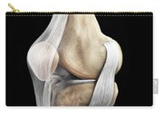 Right Knee Ligaments Carry-all Pouch