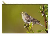 Savannah Sparrow Carry-all Pouch