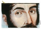 Simon Bolivar (1783-1830) Carry-all Pouch