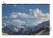 Swiss Alps Carry-all Pouch