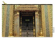 Temple In Grand Palace Bangkok Thailand Carry-all Pouch
