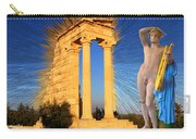 Temple Of Apollo Carry-all Pouch