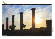 Temple Of Apollo Hylates Carry-all Pouch