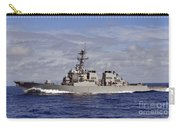 The Guided-missile Destroyer Uss Carry-all Pouch