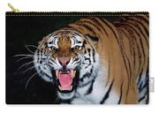 Tigre De Siberie Panthera Tigris Altaica Carry-all Pouch