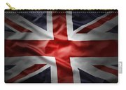 Union Jack  Carry-all Pouch by Les Cunliffe