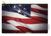 Usa Flag Carry-all Pouch