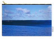 Waves Splashing In The Sea Carry-all Pouch