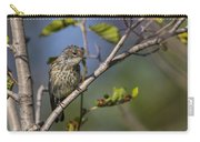 Yellowrumped Warbler Carry-all Pouch