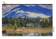 90524-23 In The Bull River Valley Carry-all Pouch