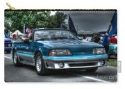 92 Mustang Gt Carry-all Pouch