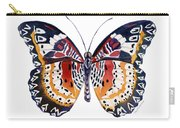 94 Lacewing Butterfly Carry-all Pouch by Amy Kirkpatrick