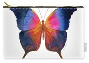 96 Brushfoot Butterfly Carry-all Pouch by Amy Kirkpatrick