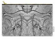 989 - Giant Creature Fractal ... Carry-all Pouch