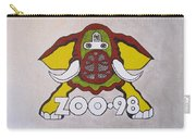 98.the Zoo Rocks Carry-all Pouch