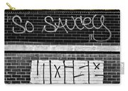 9th Ward Creativity Bw Carry-all Pouch
