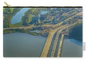 Fort Mcmurray From The Sky Carry-all Pouch