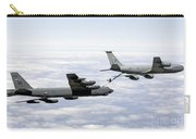 A B-52h Stratofortress Refuels Carry-all Pouch by Erik Roelofs