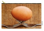 A Balanced Meal Carry-all Pouch