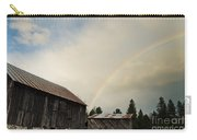 A Barn O'gold Carry-all Pouch
