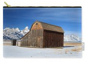 A Barn With A View Carry-all Pouch