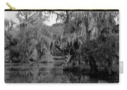 A Bayou Scene In Louisiana Carry-all Pouch