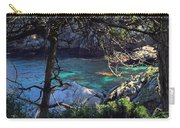 A Beautiful Cove At Point Lobos Carry-all Pouch