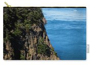 A Beautiful Landscape At Deception Pass Carry-all Pouch