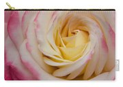 A Beautiful Pink Rose In Summertime Carry-all Pouch