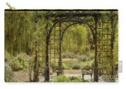 A Beautiful Place To Relax And Reflect Carry-all Pouch